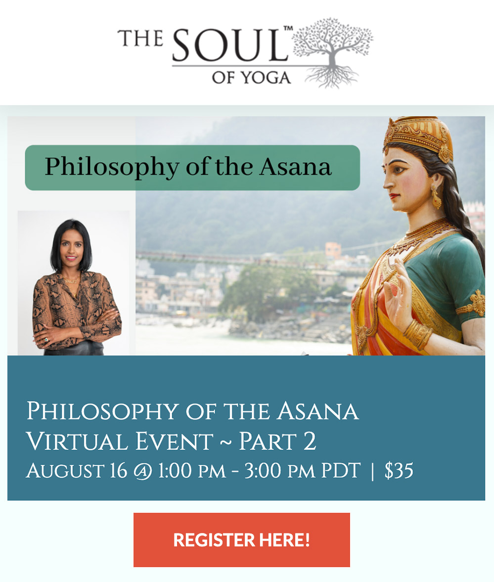 Philosophy of the Asana