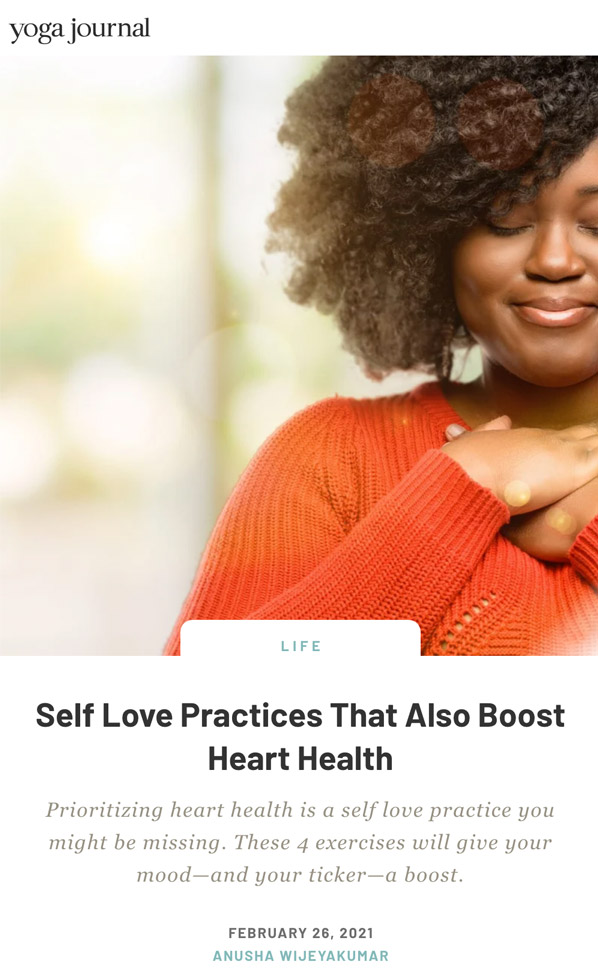 Self Love Practices